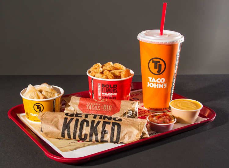 See why Taco John's is the best Mexican restaurant franchise
