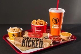 Taco Johns Franchise Combo Meal