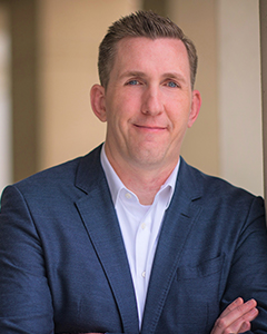 Greg Miller, Chief Operating Officer